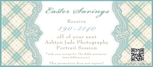 Enjoy this gift from Ashtyn Jade Photography