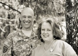 Ashtyn Jade Photography_Mark & Kathy/Kathleen Thornton_Military Spouse of the Year 2014_couple