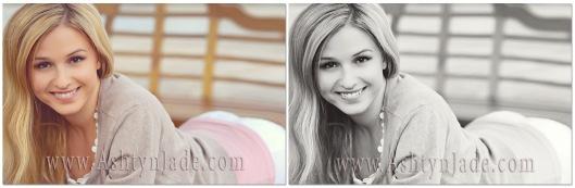 Ashtyn Jade Photography_B&W vs Color Portraits