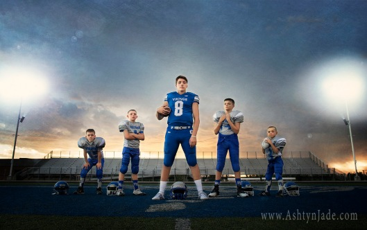 high end couture family photography specialty sessions football sports brothers
