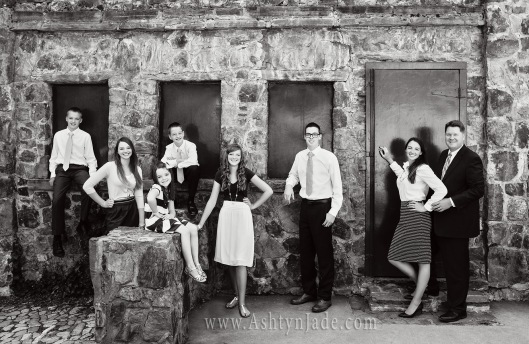 High End Custom Family Portraiture_Highland Alpine Park City
